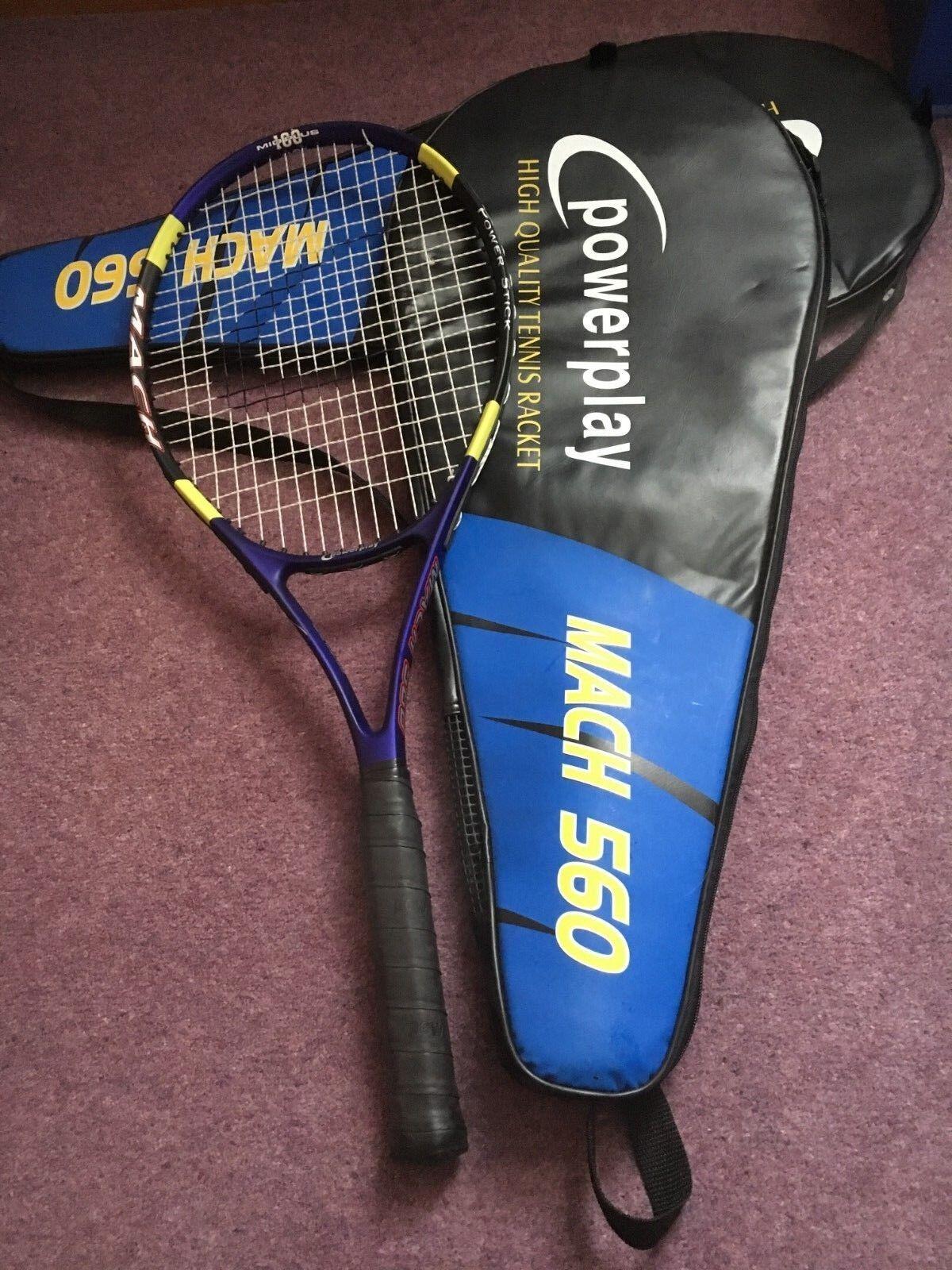 Lightweight Powerplay Tennis Rackets