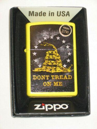 New ZIPPO Windproof oil Lighter 80902 Snake Don