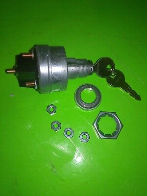 Skid Steer Loader Uni Ignition Switch John Deere New Holland Bobcat Mustang