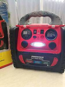 6 in 1 Jump Starter Power Station Wembley Cambridge Area Preview