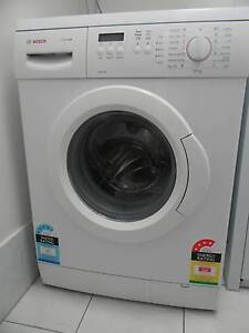 Bosch 6.5kg F/L Washing Machine Includ 8months Extended Warranty Cleveland Redland Area Preview