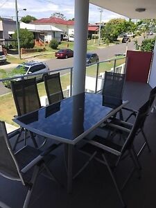 6 seater outdoor setting Everton Park Brisbane North West Preview