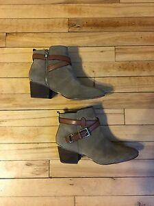 Coach Booties, size 8.5