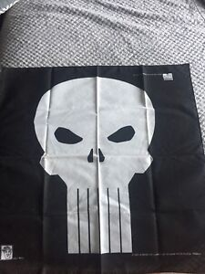 Marvel punisher bandana