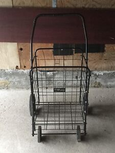 Heavy duty Multi use trolley with wheels
