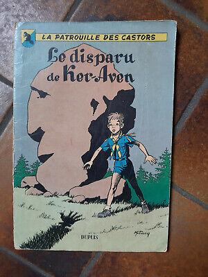 BD La patrouille des Castors - Le disparu de Ker-Aven - E.O. - Dupuis