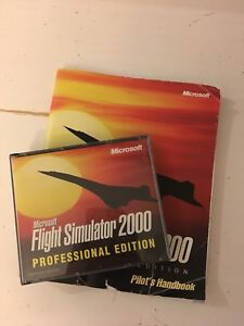 Amazing Gift - Microsoft 2000 Flight Simulator