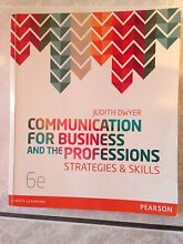 Communication for the business and the Professions 6e Ayr Burdekin Area Preview