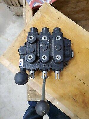 Hci Prince Rd-5300 Series Mono-block Hydraulic Valve 25gpm 3000psi C-483