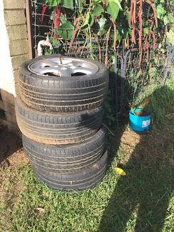 Mazda tyres and rims
