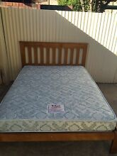 Queen bed frame and mattress can deliver Kensington Norwood Area Preview