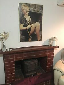 Large Marilyn Monroe framed Art Print Willagee Melville Area Preview