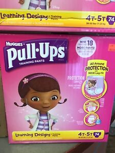 Pull•Ups pour filles Girls