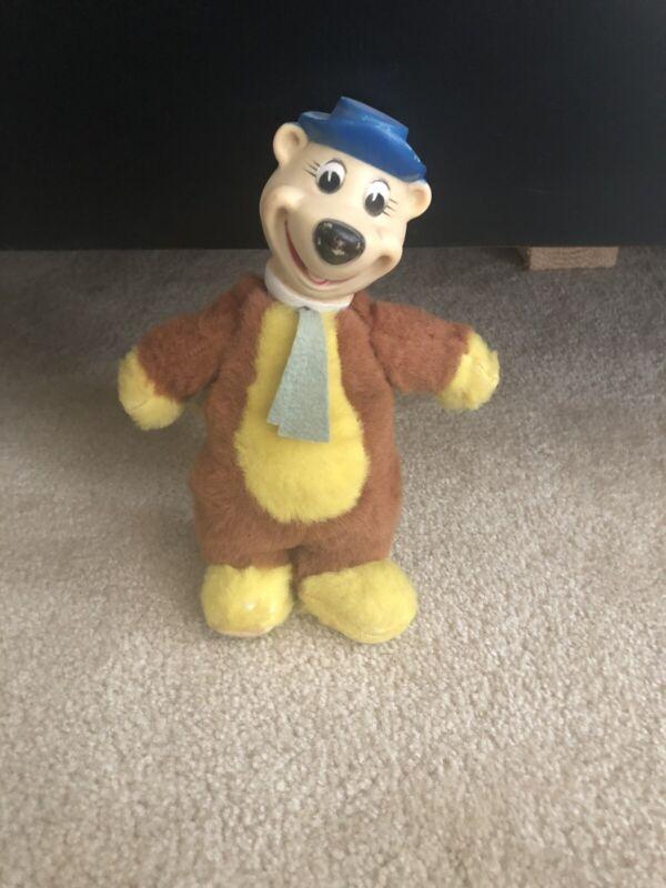 Vintage Yogi Bear Plushie