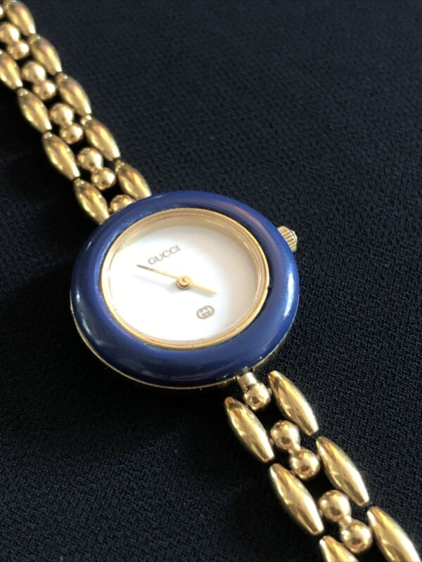 Vintage Authentic Gucci Watch Good Used Cond