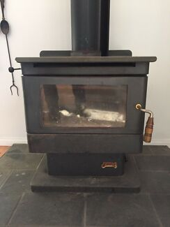 Fireplace Jindara wood heater slow combustion Exc condition