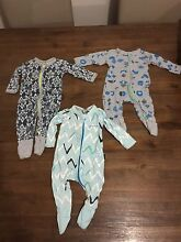 Boys size 000 bonds zippy suits Byford Serpentine Area Preview