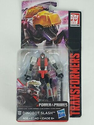 Hasbro TRANSFORMERS GENERATIONS Power of the Primes DINOBOT SLASH NEW