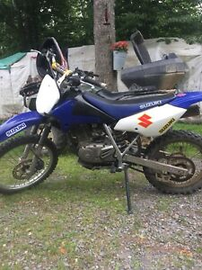 2004 Suzuki 125 Trailbike