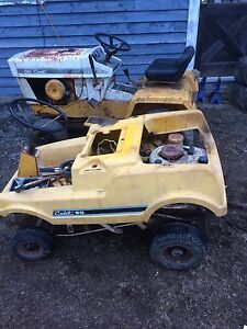 Looking for parts for a cadet60 rear engine or cubcadet108