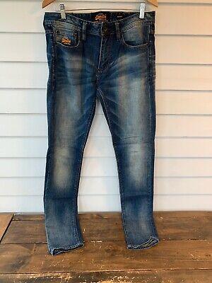superdry mens Skinny jeans 32x34