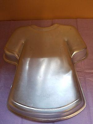WILTON T-Shirt Jersey Cake pan (Vintage)