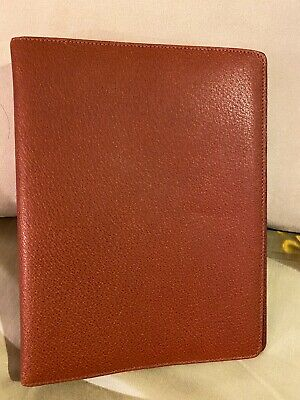 Gucci Leather Planner Binder