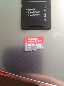 64 GB SD Card