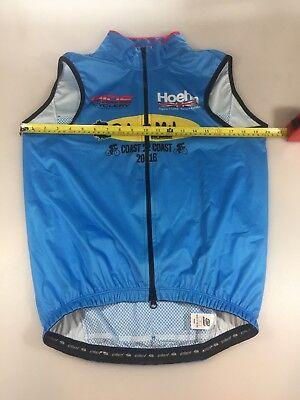 Eliel Mens Cycling Wind Vest Large L (5918)