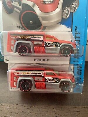 HOT WHEELS VHTF RARE ERROR LARGER WHEELS FRONT AND REAR