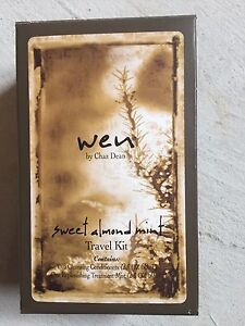 WEN shampoo travel kit