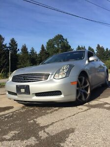 Coupe Infinity G35 2006