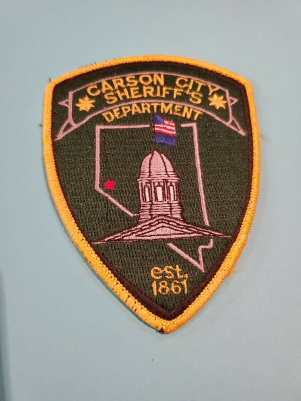 Nevada - Carson City Sheriff