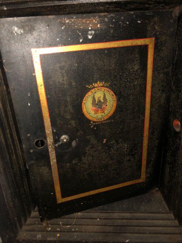 Vintage Victor Safe
