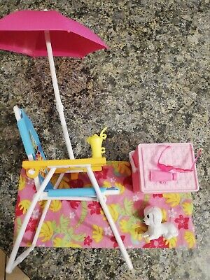 Barbie Picnic Set