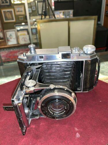 Kodak Regent II RF  medium format film camera With Xenar10.5cm/ 4.5 lens.