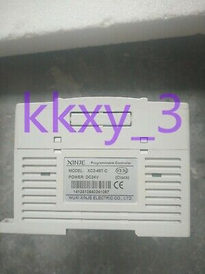 1 Pcs Xinje Xc2-48t-c Programmable Controller Tested