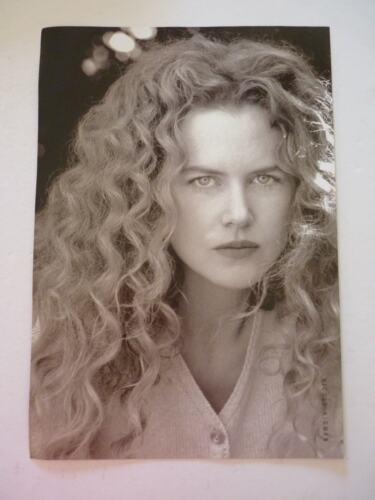 Nicole Kidman Basinger Baldwin Double Sided Coffee Table Book Photo Page 9x13