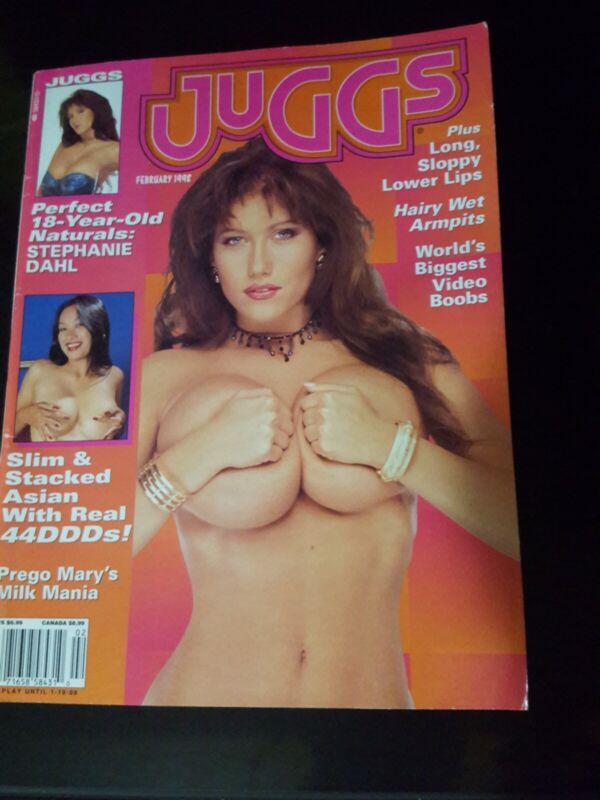 Juggs Magazine Febuary 1998 ( Vintage )