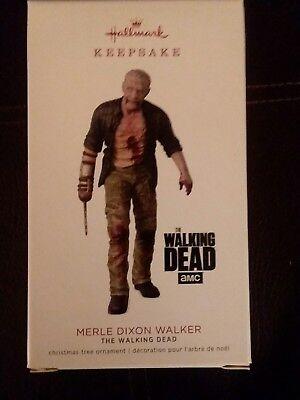 Hallmark 2018 Ltd. Edition Ornament Merle Dixon Walker from The Walking Dead](Merle From Walking Dead)