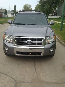 2008 Ford Escape limited 4+4 V6 new safety clean title