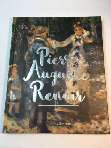 Pierre-Auguste Renoir (Arcturus Great Artists Series) (Arc... by Stevens, Thomas