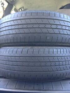 2-235/65R17 Kumho all season tires