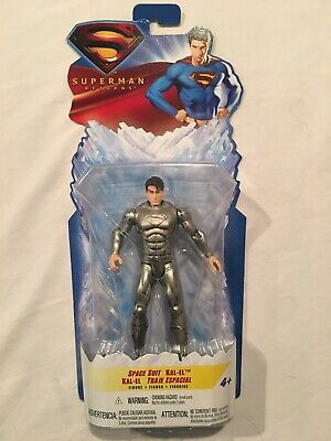 2006 Toys R Us Exclusive Superman Returns Space Suit Kal-El Mattel 5 Inch - Superman Returns Suit