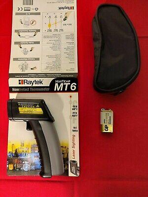 Raytek Mt6 Minitemp Noncontact Thermometer