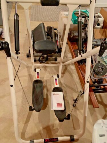 XL glider exercise system