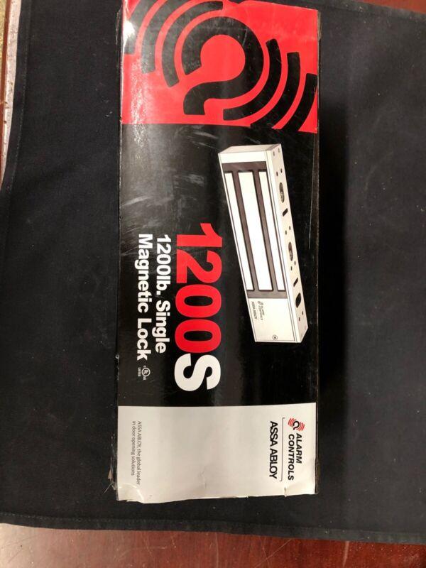 Assa Abloy Alarm Controls 1,200 lb. Single Magnetic Lock 1200S