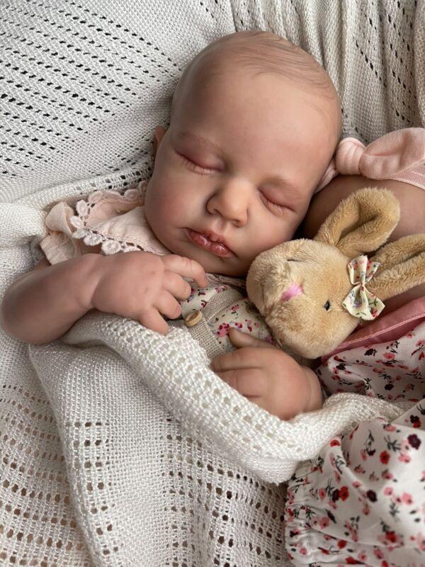 Reborn baby Girl ~ Reborn By Me, Lou Lou Copy