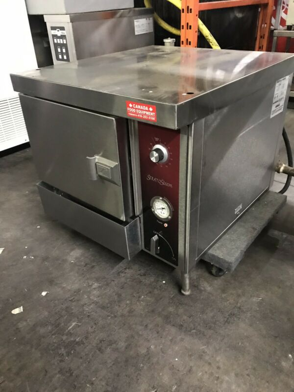 Electric Southbend Stre-3d Steamer
