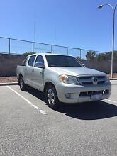 2006 Toyota Hilux Ute Trigg Stirling Area Preview